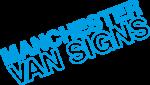 Manchester Van Signs Logo